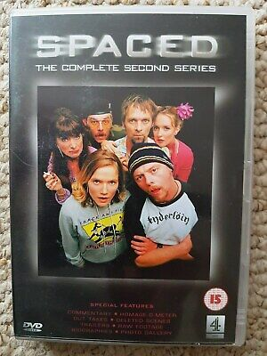 Spaced: Complete Second Series (SERIES  2) (DVD, 2006) SIMON PEGG • 4.99£