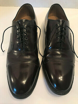 $29.99 • Buy Johnston And Murphy Mens Lace Up Dress Shoes Size 12