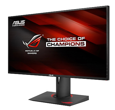 AU799 • Buy 27 Inch WQHD G-SYNC ASUS ROG Swift PG279Q Gaming Monitor 165Hz 1440p IPS With Ey