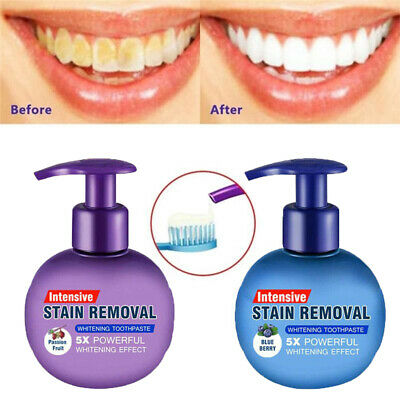 AU17.75 • Buy Instant Clean Intensive Stain Removal Whitening Toothpaste Fight Bleeding Gums
