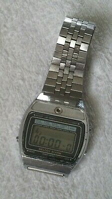 Vintage Casio Melody Men's Digital Watch M1230 Rare And Collectable • 64.99£