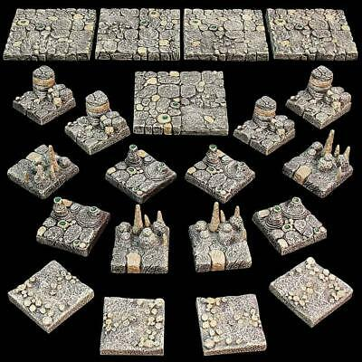 $ CDN126.54 • Buy New Dwarven Forge Cavern Set Cavern Floor Pack Painted