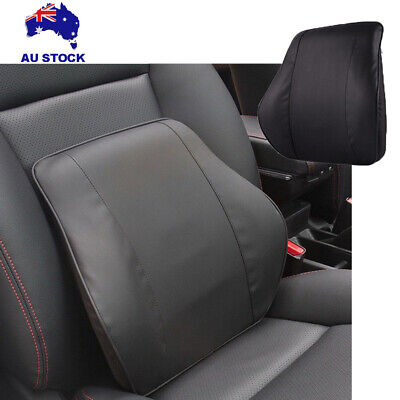 AU27.99 • Buy AU Memory Foam Lumbar Back Support Cushion Pillow For Home Car Chair Office Seat