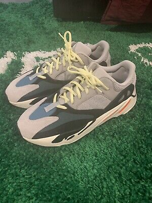 $ CDN593.19 • Buy Adidas Yeezy Boost 700 Wave Runner Size 10 100% Authentic