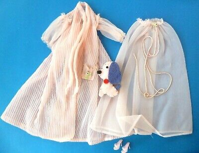 $ CDN56.99 • Buy Vintage Barbie Nighty Negligee Set #965 (1960) Exc & Complete