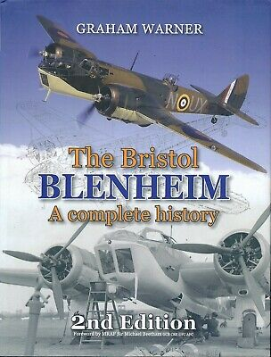 £119.99 • Buy The Bristol Blenheim - A Complete History - 2nd Edition (Crecy) - New Copy