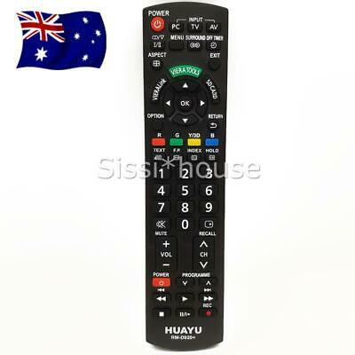 AU16.01 • Buy REMOTE CONTROL For PANASONIC N2QAYB000352 N2QAYB000494 N2QAYB000496