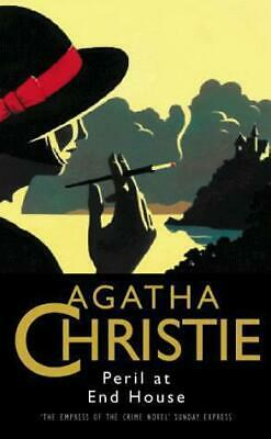 Peril At End House (Agatha Christie Collection), Agatha Christie, Good Condition • 42.05£