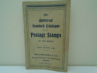 £4.99 • Buy The Universal Standard Catalogue Of The Postage Stamps Of The World 1st Ed. 1899