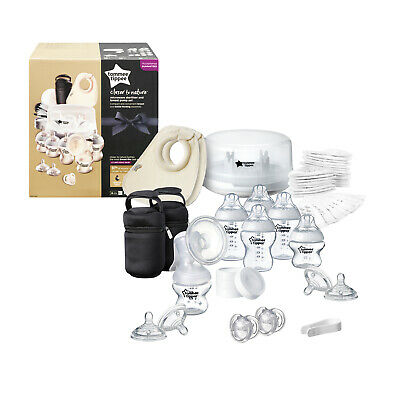 £71.99 • Buy Tommee Tippee Closer To Nature Microwave Steriliser And Breast Pump Set