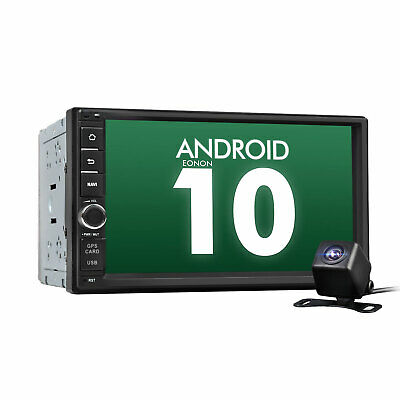 $ CDN275.94 • Buy 7  Double 2 Din Car Stereo Radio Android 10 Quad Core Touch GPS Navigation 1080P