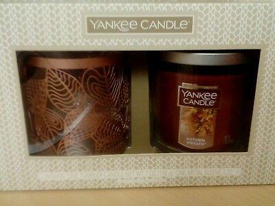 £19.99 • Buy Exclusive ,rare Tumbler Autumn Yankee Candle With Holder ,new ,boxed.