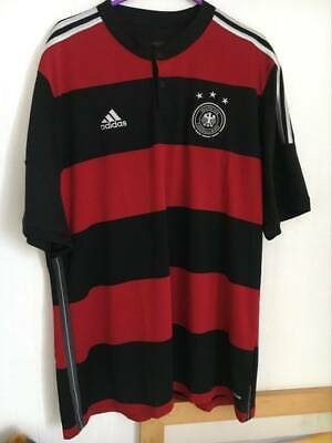 Shirt Germany 2014 2015 Adidas Size Xxl Football Jersey Trikot • 30£