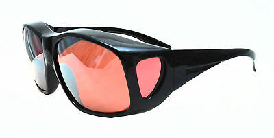 Extra Large Sunglasses That Fit Over Your Prescription Glasses - HD Lenses • 11.23£