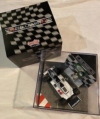 1:43 Quartzo QWC99014 Nelson Piquet Brabham BT-49C World Champion 1981 • 15£