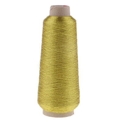 Whipping Wrapping Thread Fix Line For Fishing Rod Rings Guide 1640yds Yellow • 10.66£