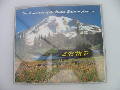 Presidents Of The United States Of America-lump. 3 Track Cd Single. Rock. Vg Con • 2.25£