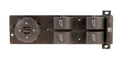 AU74.95 • Buy Ford Focus 2005-11 Drivers Master Window Switch Pack 7M5T-14A132-AB (131)