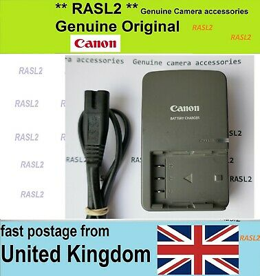 £24.95 • Buy Genuine Canon Charger CB-2LWE For NB-2LH EOS 350D 400D Rebel Xt XTi EF-S ,Kiss N