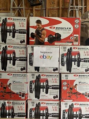 $ CDN474.99 • Buy NEW Bowflex SelectTech 552 SINGLE (1) Adjustable Dumbbell Weight 🔥SHIPS TODAY🔥