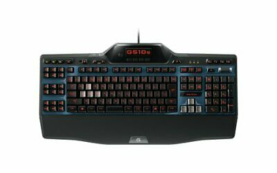 AU1178.17 • Buy Logitech Gaming Keyboard G510s From JAPAN [dsw]