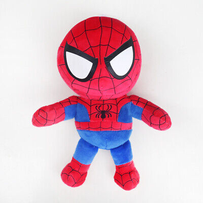 £6.69 • Buy SpiderMan Soft Plush Marvel Super Hero Stuffed Toy Doll Gift Collection 25cm