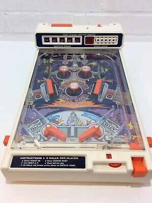Tomy Fast And Furious Arcade Game, Automatic Pinball 1979 • 15£