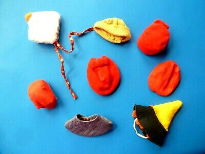 $ CDN33.99 • Buy Vintage Barbie Skipper Ken Lot Of Hats From 1960's (2)