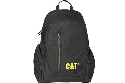 Caterpillar The Project Backpack 83541-01 Backpack Black, Unisex, Polyester • 38.11£