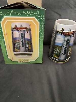 $ CDN29.32 • Buy Budweiser 2003 St. Patrick's Day Tradition & Heritage Mug / Stein