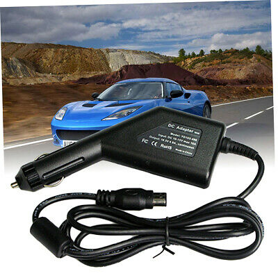 Car Universal Auto Power DC 12V 24V 80W Charger Adapter For Notebook Laptop L@ • 10.07£
