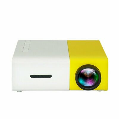 AU85.09 • Buy YG300 1080P Home Theater Cinema USB HDMI AV SD Mini Portable HD LED Projector