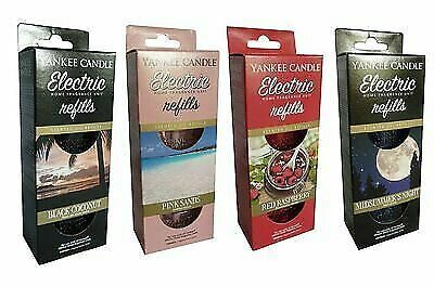 YANKEE CANDLE ELECTRIC PLUG IN TWIN REFILL Buy 2 GET 20% OFF AIR FRESHENER  • 9.99£
