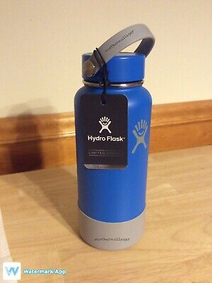 $60 • Buy Limited Edition Hydro Flask 32 Oz Wide Mouth Marlin