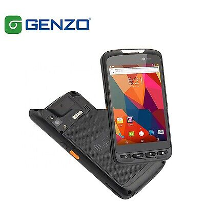 Rugged Android GZ-A501 Handheld Mobile Terminal Car Pda 1D 2D Qr Barcode Scanner • 332.29£