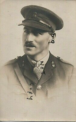 WW1 Officer Lancashire Fusiliers • 14.99£