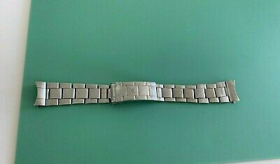 $ CDN4342.14 • Buy Rolex Rare Stainless Steel 9315 Oyster Bracelet Pateted For Submariner Watch 380