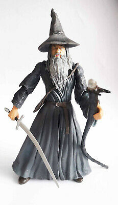 Gandalf The Grey Action Figure  Lord Of The Rings  6  Scale LOTR • 10.99£