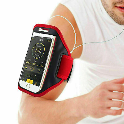 Apple Gym Running Jogging Sports Armband Holder For Various Iphone Mobile Phones • 2.99£