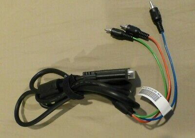£7.38 • Buy NEW Molex 42.87216.001-A 30 Pin Male DVI To RCA 3 Male Adapters