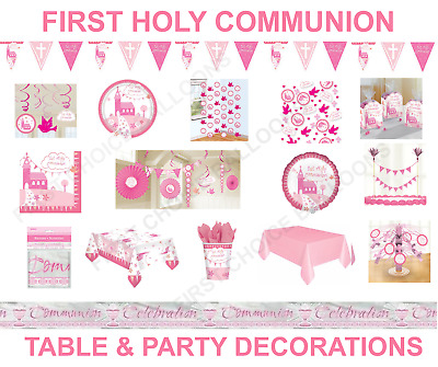 First Holy Communion - Church Design - Party & Tableware Decorations • 3.49£
