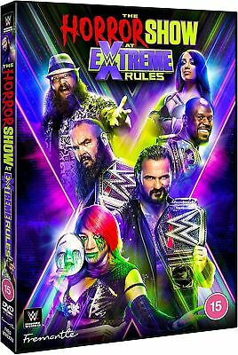 WWE: Extreme Rules 2020 [DVD] • 16.99£