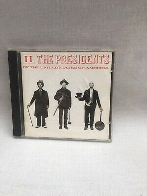 Presidents Of The United States Of America | CD | II (1996) • 2.39£