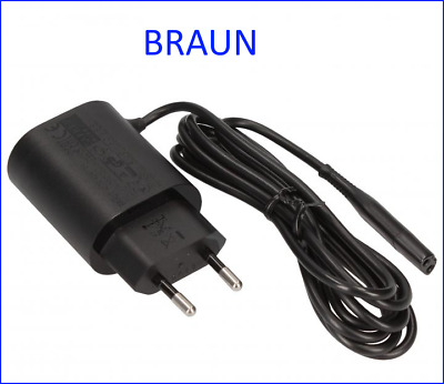 AU46.43 • Buy Charger For Razor Electric Series S 7 9 Braun Spare Parts Beard Cruzer 2 3 4