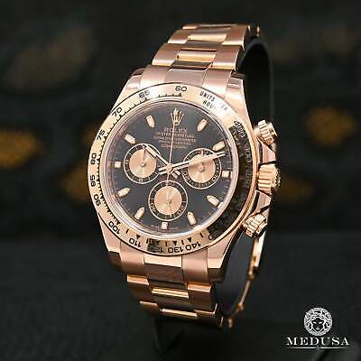 $ CDN48999.99 • Buy Rolex 116505 Cosmograph Daytona 40mm 18K Rose Gold