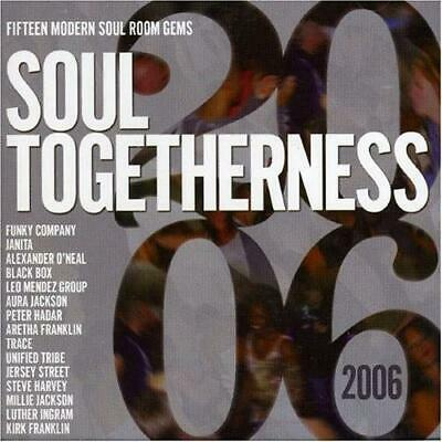 SOUL TOGETHERNESS 2006 15 Modern Soul Room Gems - New & Sealed CD (Expansion) • 13.99£
