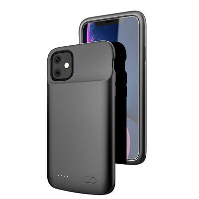 IPhone 11 Pro Battery Charger Charging Case Cover Slim Backup Power • 16.99£