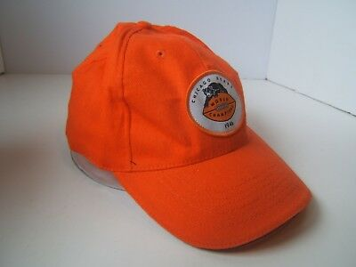 $ CDN19.99 • Buy Chicago Bears World Champions 1946 Hat Budweiser Beer Orange Stretched Out Cap