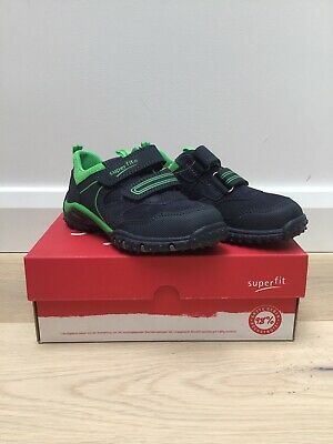 Superfit Dark Blue And Green Trainer Size EU 28 (UK Size 10) • 23£