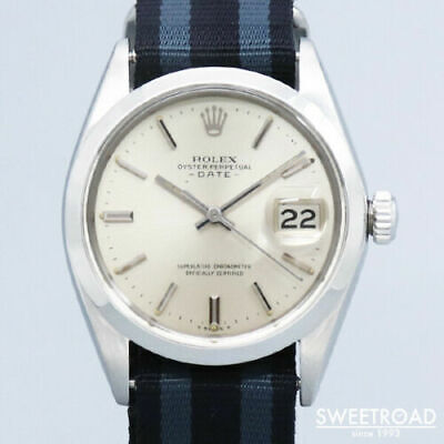 $ CDN5277.75 • Buy Rolex Oyster Perpetual Date 1500 Date Vintage Cal.1570 Automatic Mens Watch